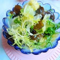 生菜拌黑木耳的做法[图]