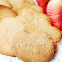 草莓饼干的做法[图]
