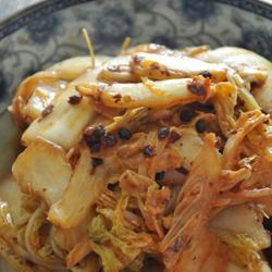 香辣干锅白菜的做法[图]