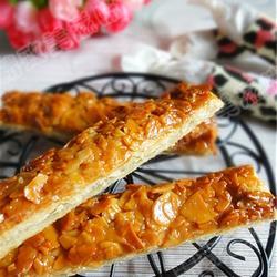 焦糖杏仁馅饼的做法[图]