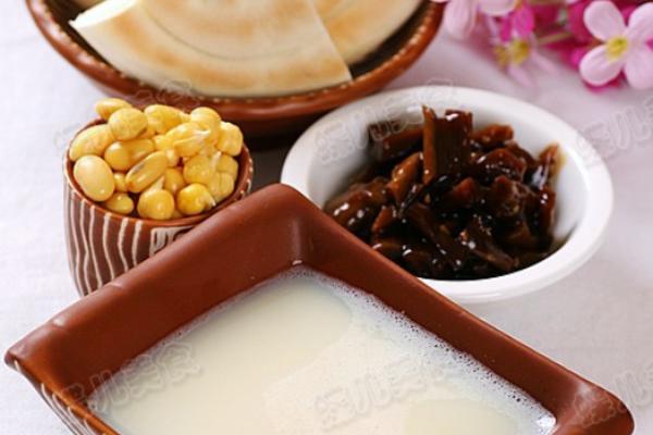 鹰嘴豆大米豆浆