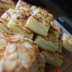 千层杏仁酥条的做法[图]
