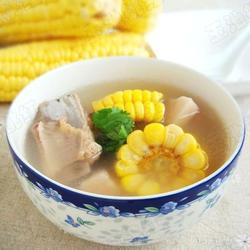 玉米莲藕排骨汤的做法[图]