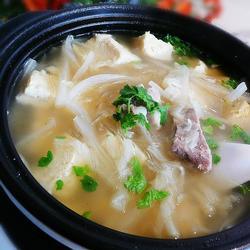 砂锅白菜冻豆腐的做法[图]