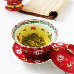 干姜丝绿茶的做法[图]