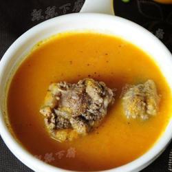 牛尾蔬菜浓汤的做法[图]