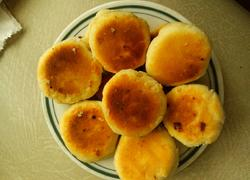 电饼铛酥皮月饼