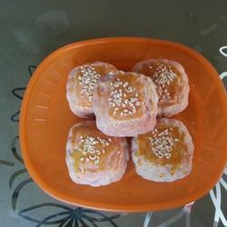原创:油酥饼