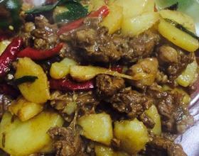 土豆烧牛肉[图]