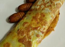 北方小吃——鸡蛋饼