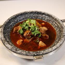 秘制红焖羊肉的做法[图]