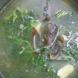 百花菜蛋汤