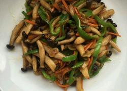 蚝油蟹味菇