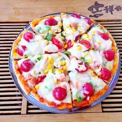 平底锅披萨