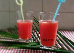 清凉西瓜汁