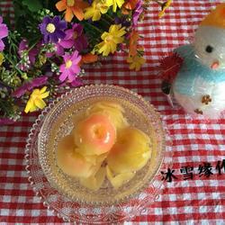 海棠果罐头