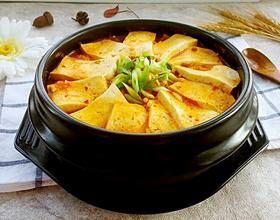 韩国泡菜火锅[图]