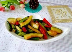 西瓜皮酱菜
