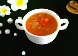 牛腩柿子煲