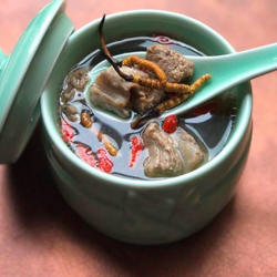 虫草罐罐汤