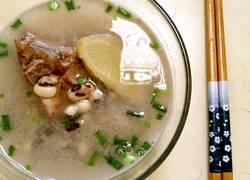 眉豆龙骨汤