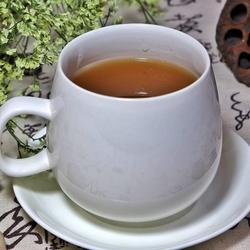 山楂荷叶泽泻茶