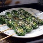 烤韭菜的做法[图]
