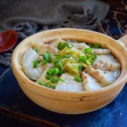 锅仔酸菜白肉
