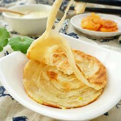 椒盐盘丝饼