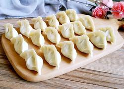菠菜豆腐饺子