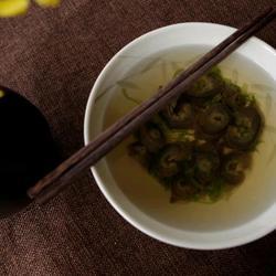 茴香海参汤