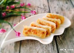 韭菜虾皮鸡蛋锅贴