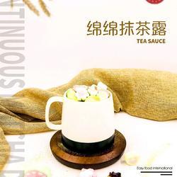热饮|绵绵抹茶露