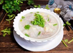 莲藕瘦肉粥
