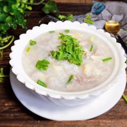 莲藕瘦肉粥的做法[图]