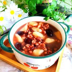 薏米山药红枣粥的做法[图]