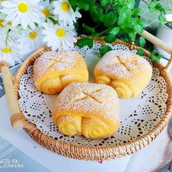日式红薯面包卷的做法[图]