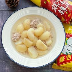 荸荠瘦肉汤的做法[图]